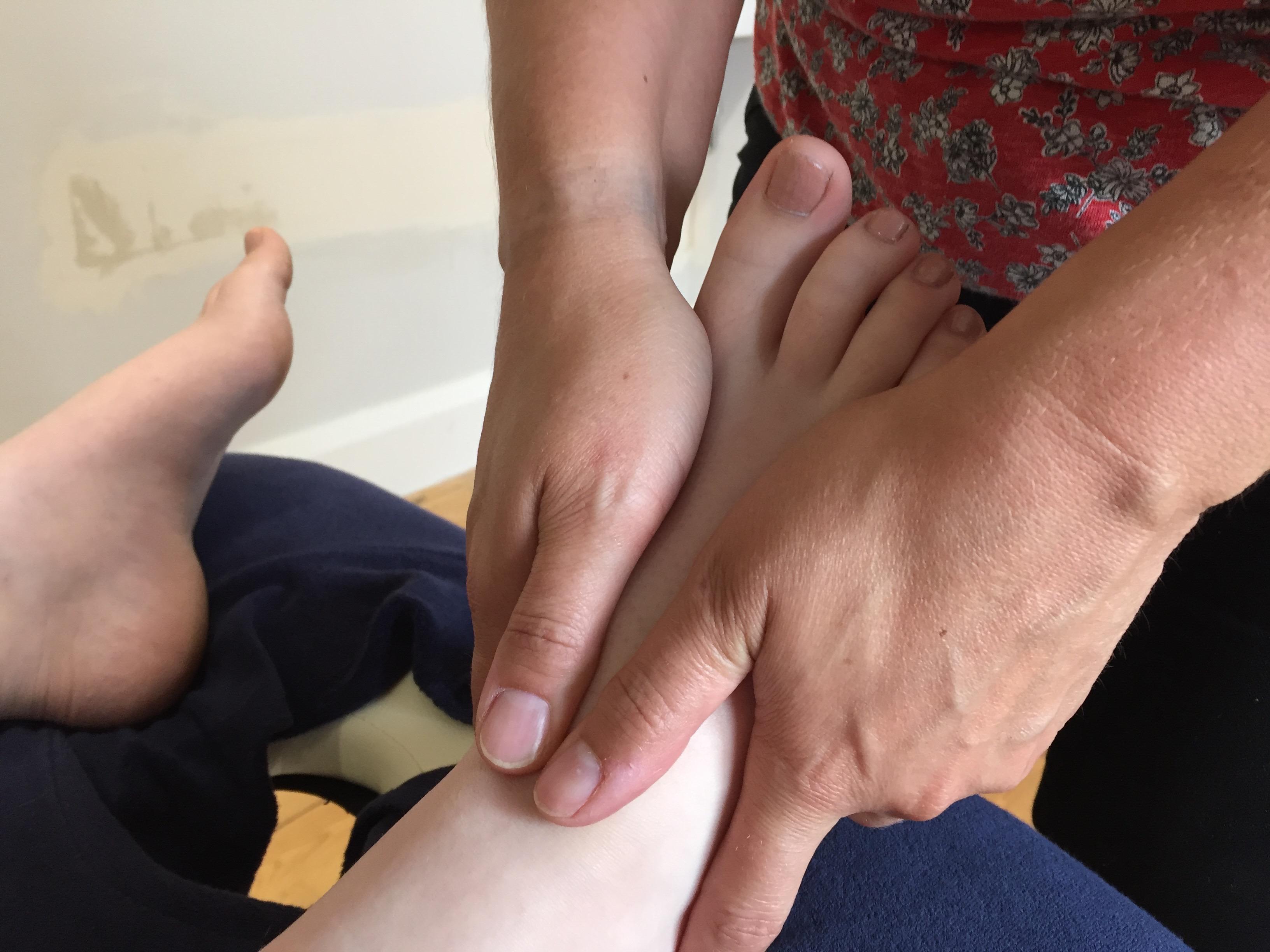 FAQ Hand and foot